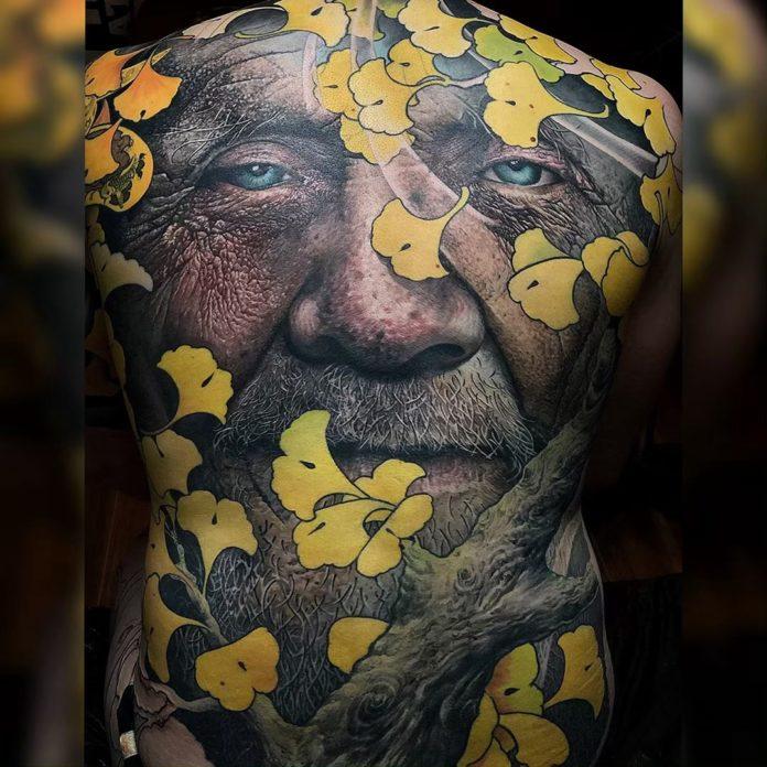 12 6-100 beaux tatouages réalistes pour hommes