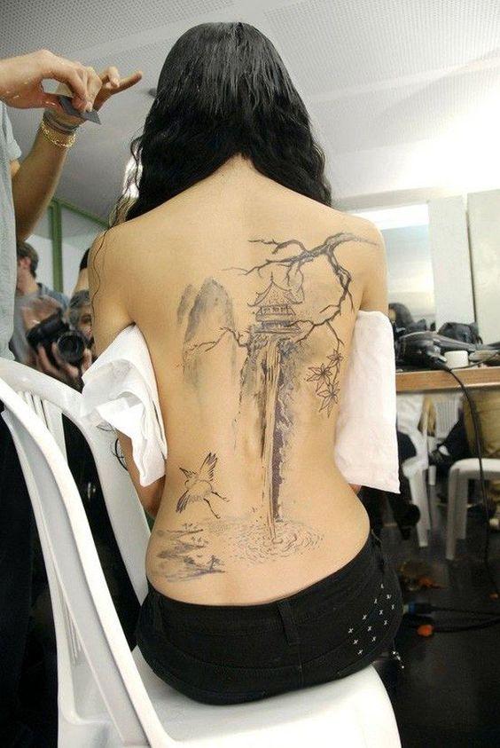 TOP 181 - Obtenez un tatouage japonais du pays du soleil levant 26