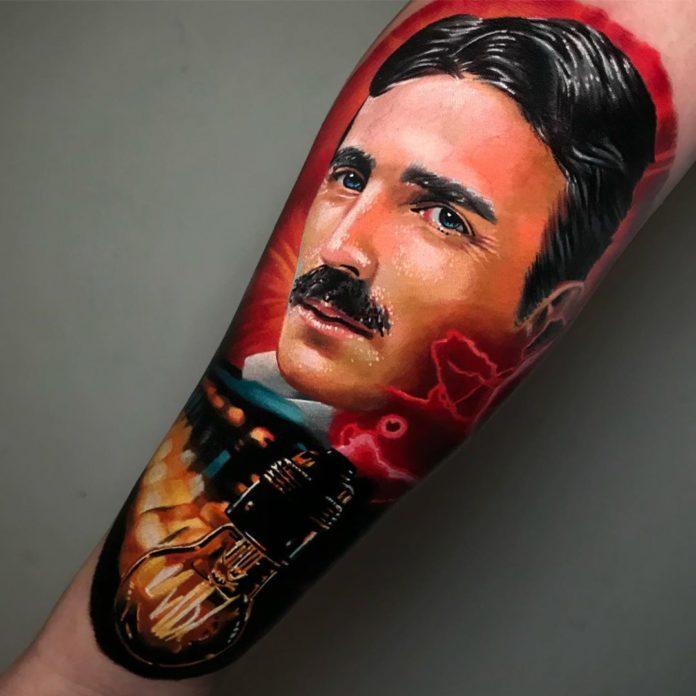 14 8-100 beaux tatouages réalistes pour hommes
