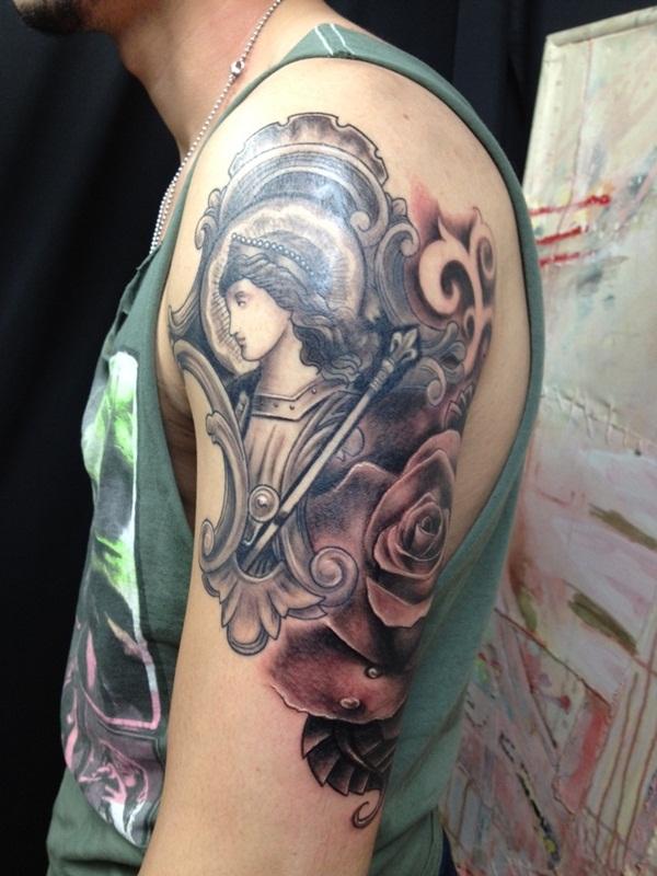 Dessins de tatouage demi-manche 3