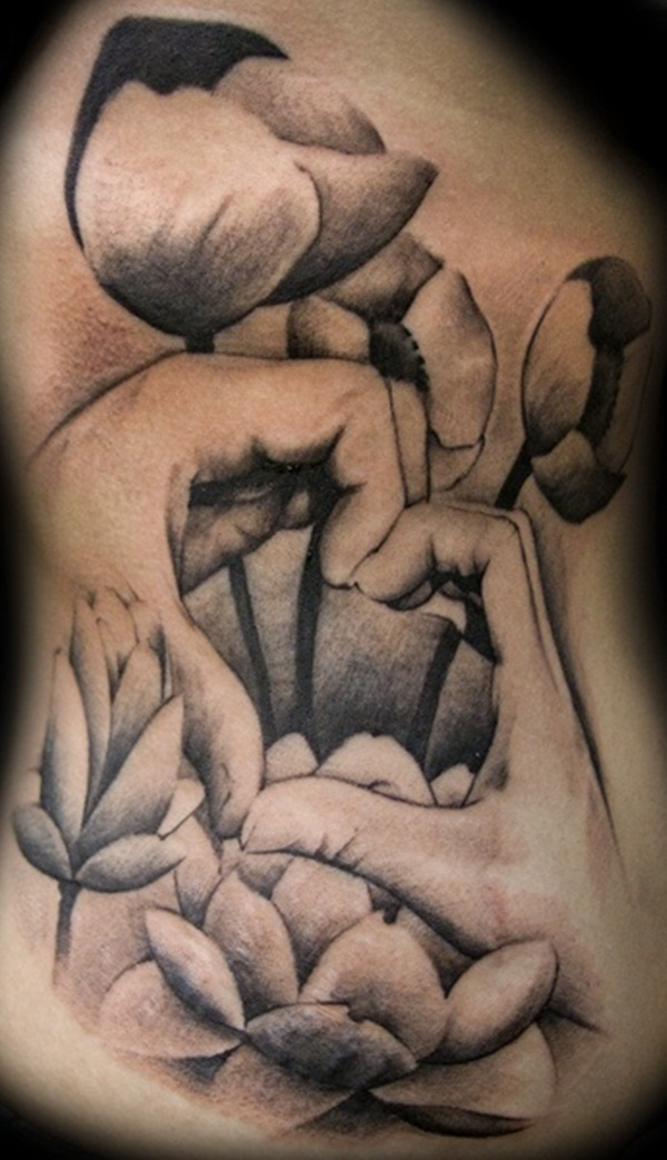 Designs de tatouage avec demi-manche 32