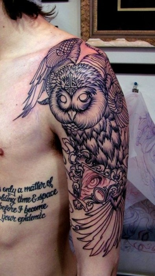 Dessins de tatouage demi-manche 20