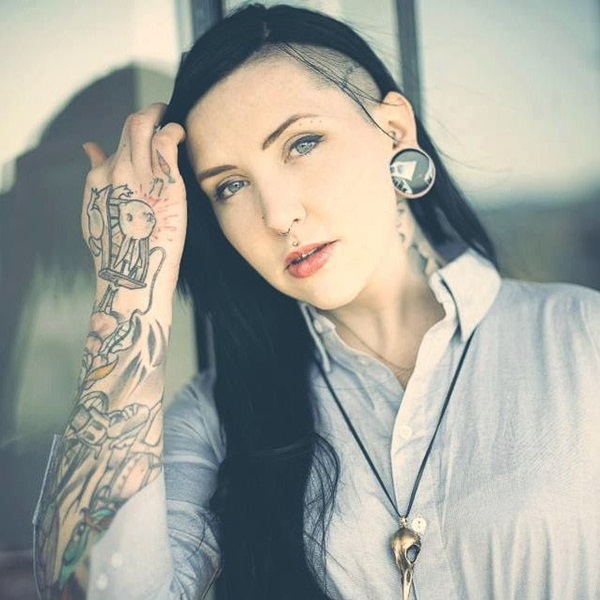 Dessins de tatouage demi-manche 19