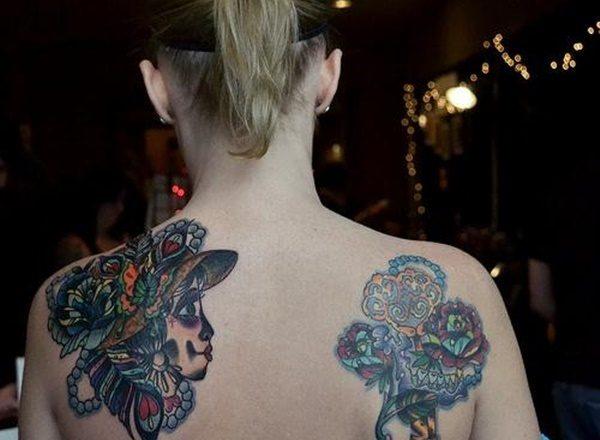 Apprenez à choisir les meilleurs modèles de tatouage pour les filles 1