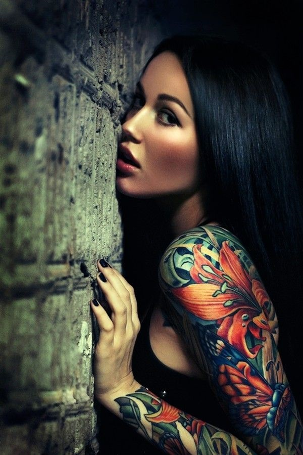 Conception et idées de tatouages de bras pour les femmes