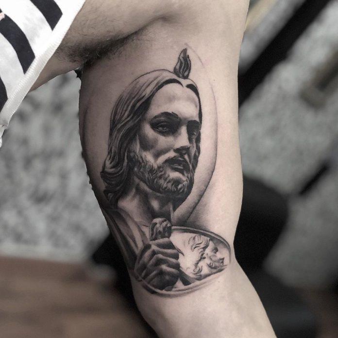 16 4-40 tatouages biceps pour hommes