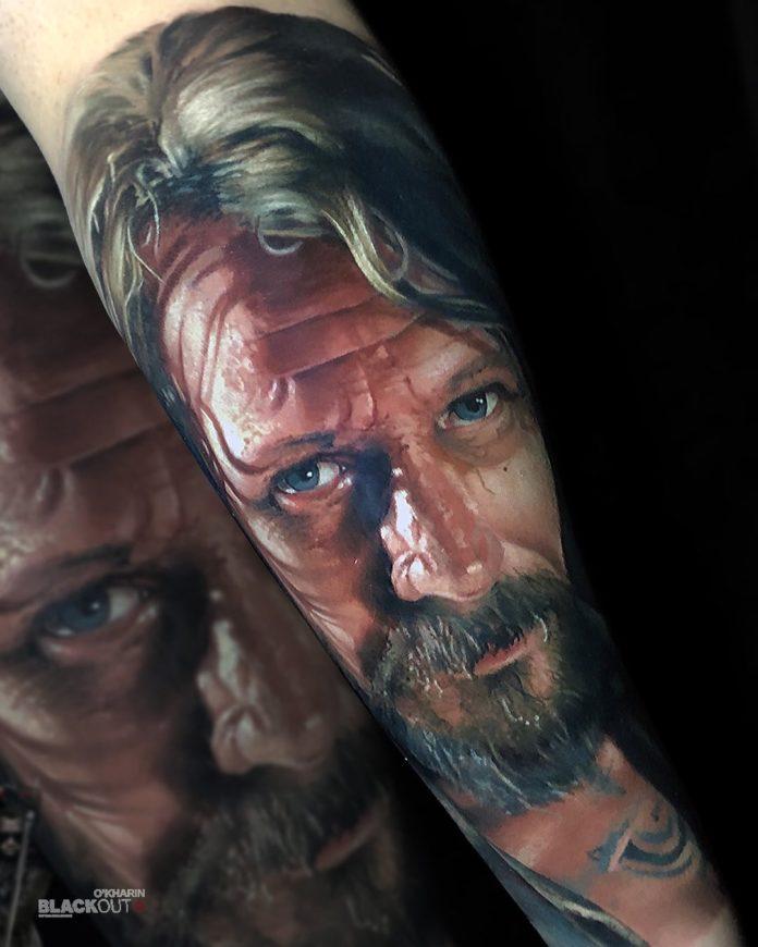 18 7-100 beaux tatouages réalistes pour hommes