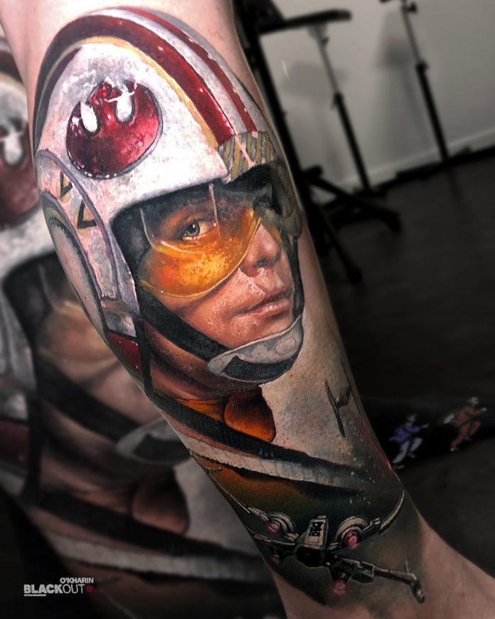 19 7-100 beaux tatouages réalistes pour hommes