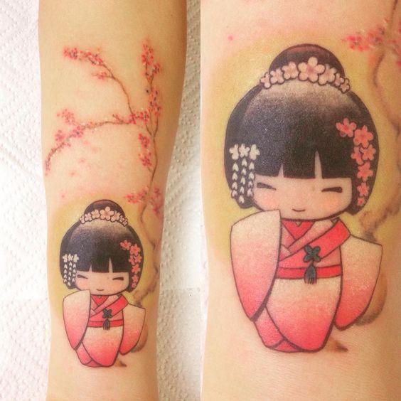 TOP 181 - Obtenez un tatouage japonais du pays du soleil levant 6