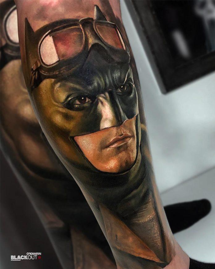 20 8-100 beaux tatouages réalistes pour hommes