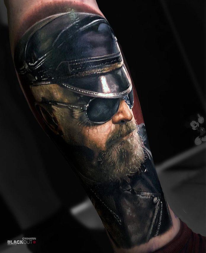 22 9-100 beaux tatouages réalistes pour hommes