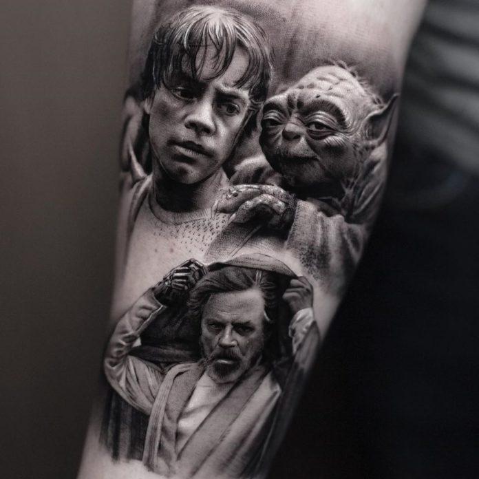 28 8-100 beaux tatouages réalistes pour hommes