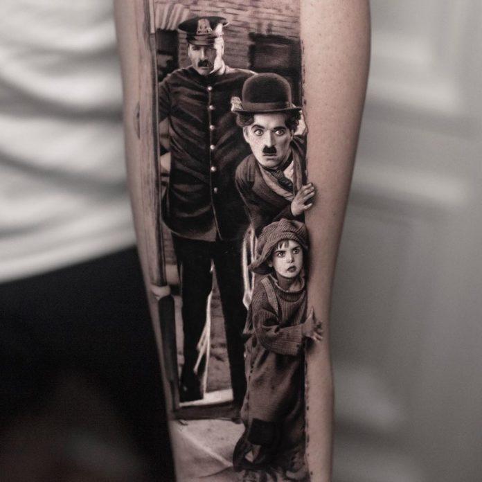 29 9-100 beaux tatouages réalistes pour hommes