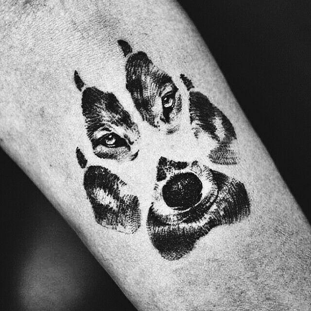 Meilleur tatouage de loup pour hurler sur la lune 66
