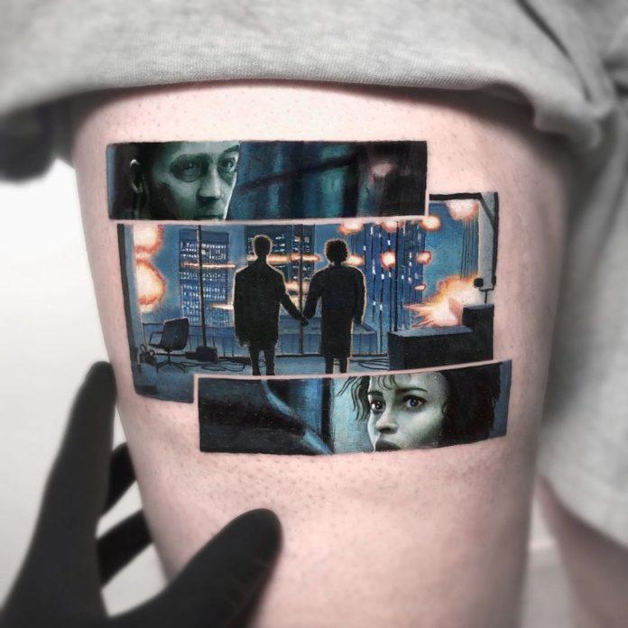 31 9-100 beaux tatouages réalistes pour hommes