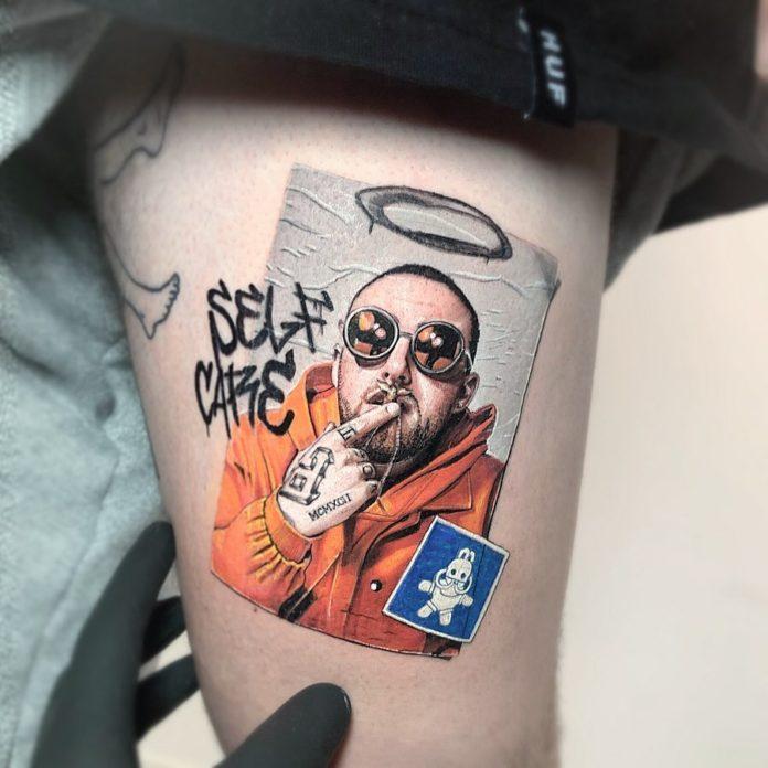 32 8-100 beaux tatouages réalistes pour hommes