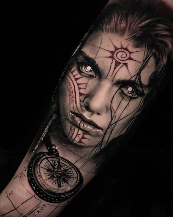37 8-100 beaux tatouages réalistes pour hommes
