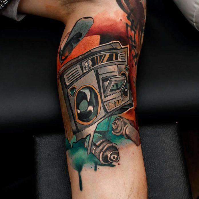 39 4-40 tatouages biceps pour hommes