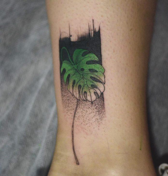 40-50 tatouages à la cheville pour les femmes