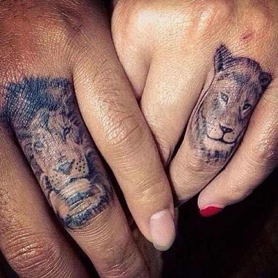 Le meilleur tatouage de lion pour vous et votre roi intérieur de la jungle! Top 151 22