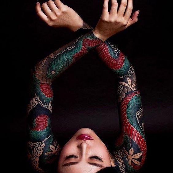 TOP 181 - Obtenez un tatouage japonais du pays du soleil levant 30