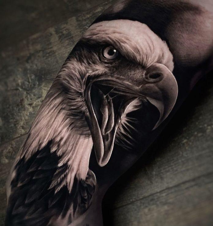57 1 - 100 magnifiques Tatouages Réalistes pour Homme