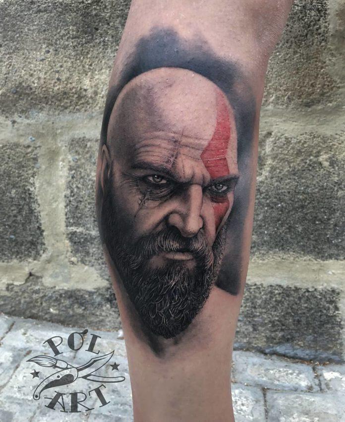 83 3 - 100 magnifiques Tatouages Réalistes pour Homme