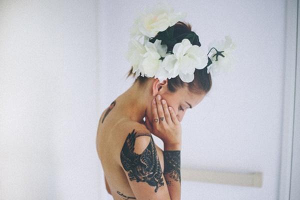 Conception de tatouages de bras et des idées pour les femmes
