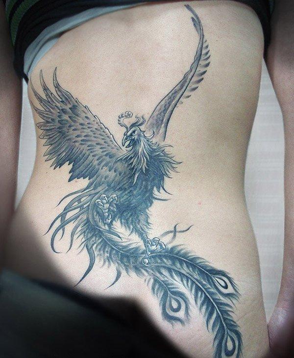 Beaux Designs De Tatouage Phoenix 12