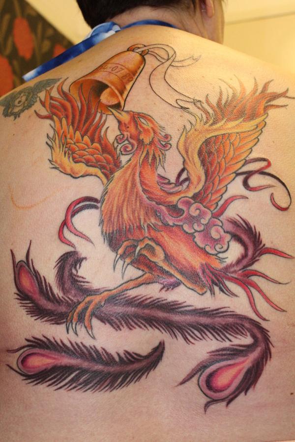 Beaux Designs De Tatouage Phoenix 13