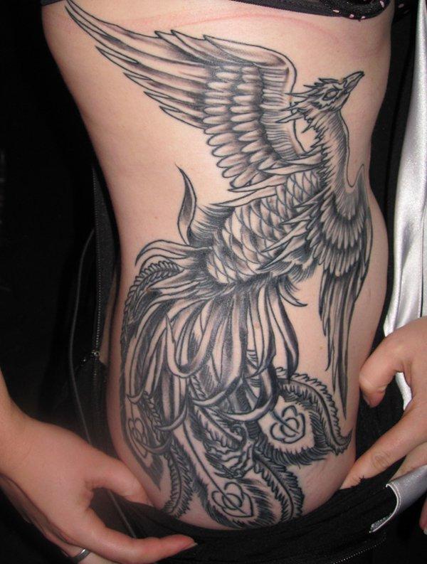 Beaux Designs De Tatouage Phoenix 16