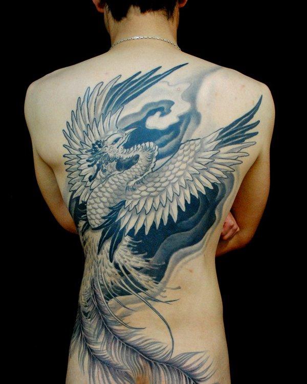 Beaux Designs De Tatouage Phoenix 5