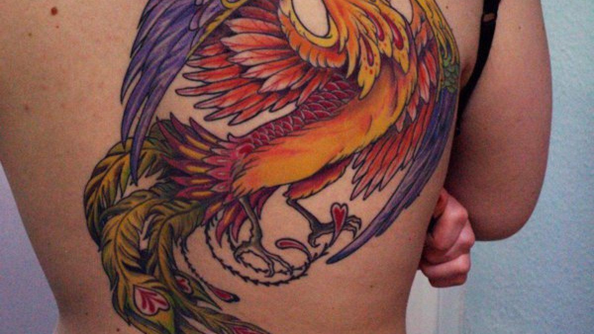 Decouvrez Les Designs De Tatouage Phoenix Que Vous Aimez 2021