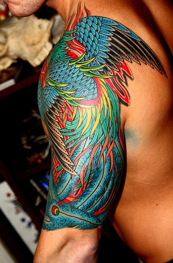 Dessins de tatouage demi-manche 13