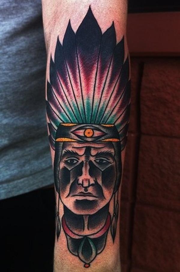 Dessins de tatouage avec demi-manche 28