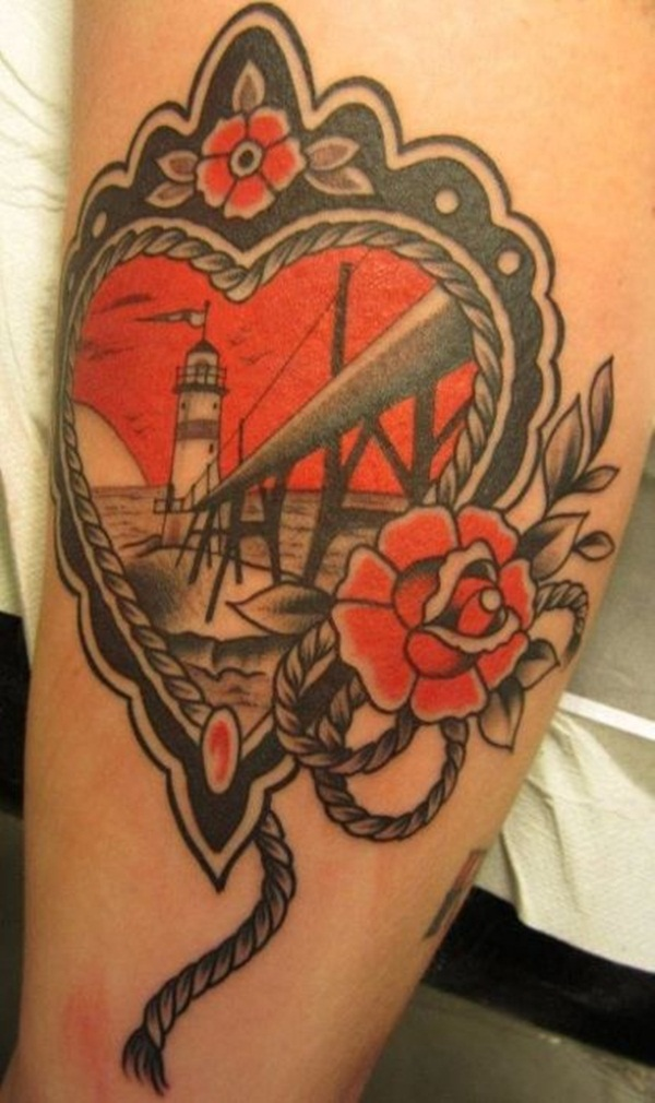 Dessins de tatouage demi-manche 42