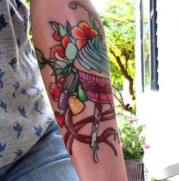 Dessins de tatouage demi-manche 5