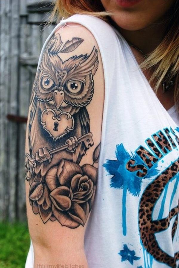 Dessins de tatouage demi-manche 8