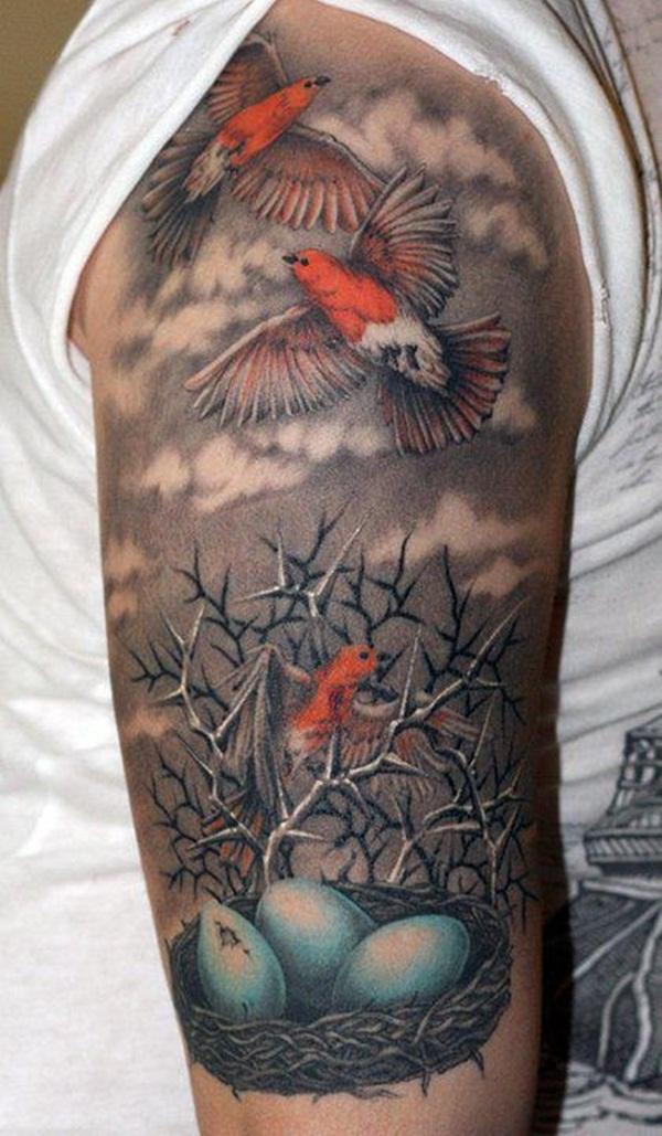 Dessins de tatouage demi-manche 9