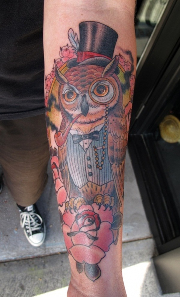 Dessins de tatouage demi-manche