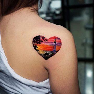 40 Ksu Arrow Tattoo collection que vous devez voir complètement! 19