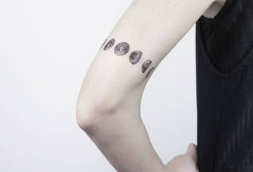 40 petits tatouages que les milléniaux adoreraient 2