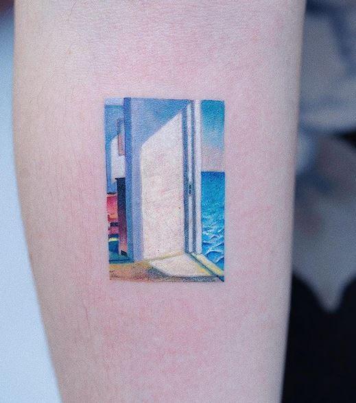 Les chambres du Sea Leg Tattoo
