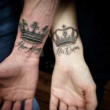 30 tatouages de poignet mignons pour tout le monde 150