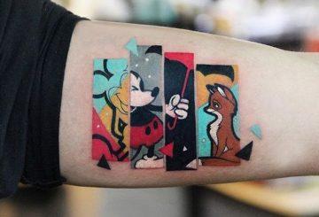 30 tatouages Technicolor qui vous convaincront d'être encrés 8