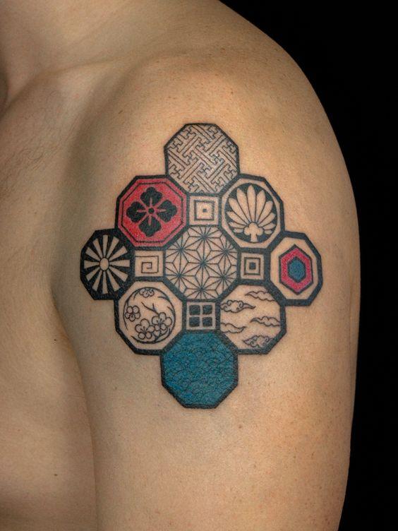 TOP 181 - Obtenez un tatouage japonais du pays du soleil levant 62