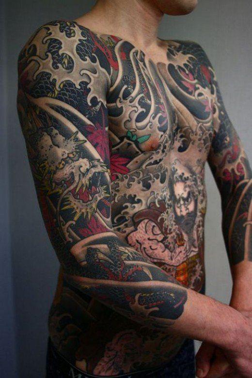 TOP 181 - Obtenez un tatouage japonais du pays du soleil levant 64