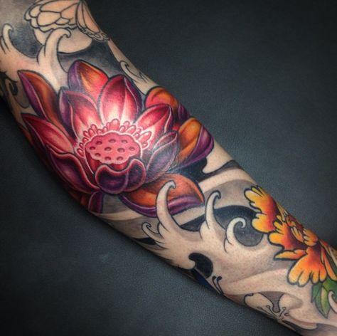 TOP 181 - Obtenez un tatouage japonais du pays du soleil levant 66