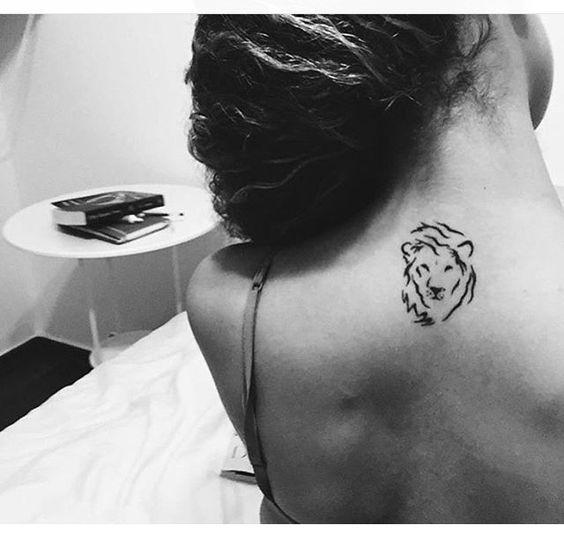 Le meilleur tatouage de lion pour vous et votre roi intérieur de la jungle! Top 151 80