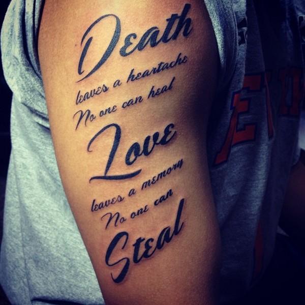 meilleures citations de tatouage